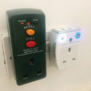 RCD & Surge Protector