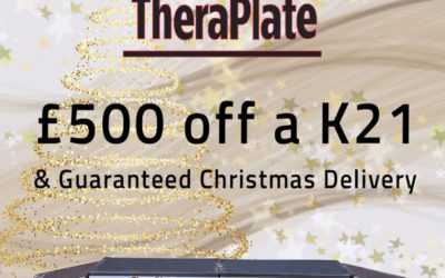Save £500 on a K21 and Guarantee Christmas Delivery!