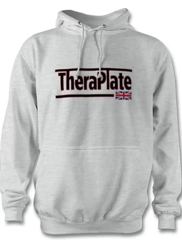 TheraPlate Hoodie Grey