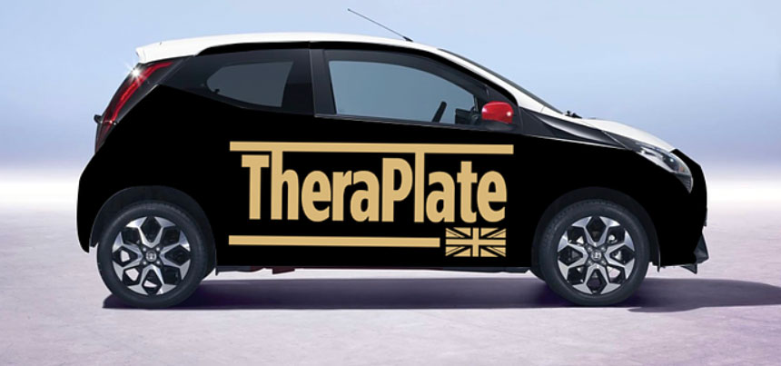 TheraPlate car